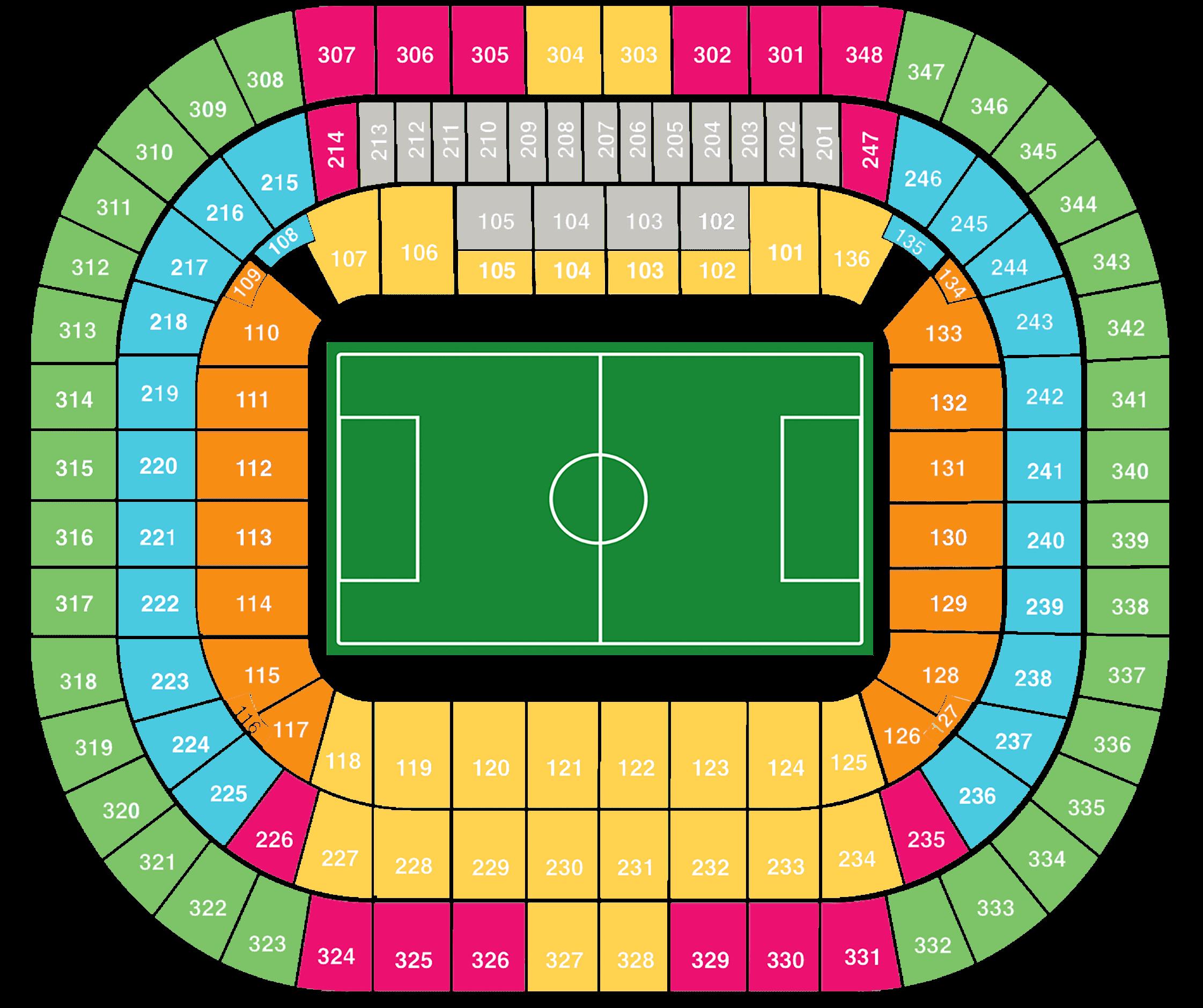 schalke vs bayern 2017 tickets