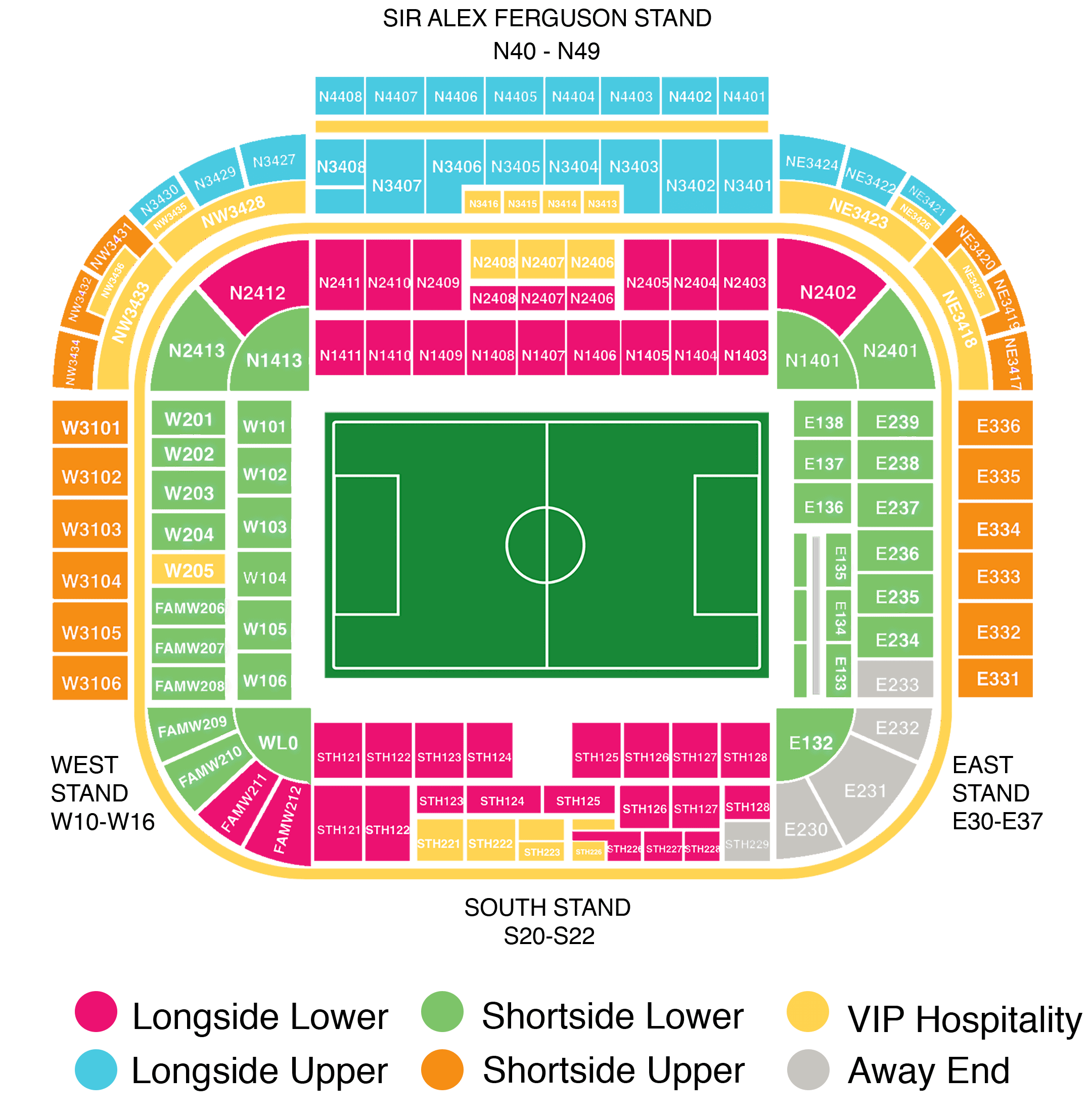 f0dd2a27d ... Pad can offer MUFC supporters the chance to experience the famous  atmosphere first hand with their very own official Manchester United  football tickets.